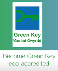 Become Green Key Eco-Accredited